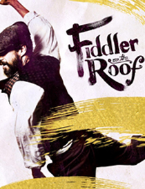 Image result for fiddler on the roof 2016 logo