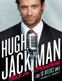 Hugh Jackman, Back on Broadway