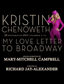My Love Letter to Broadway