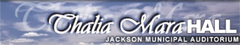 Jackson Municipal Auditorium - Thalia Mara Hall