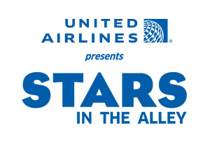 United Presents Stars in the Alley