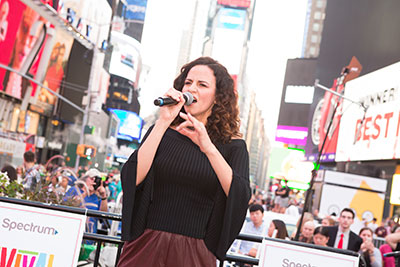 Viva Broadway in Times Square